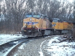 UP 5721 and 6717