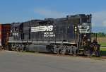 NS 5190 switching out a warehouse