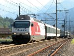 460 012 - SBB Swiss Federal Railways