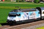 460 014 - SBB Swiss Federal Railways