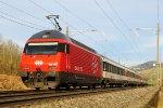 460 016 - SBB Swiss Federal Railways
