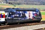 460 019 - SBB Swiss Federal Railways