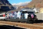 460 028 - SBB Swiss Federal Railways