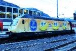SBB 460 029 - SBB Swiss Federal Railways