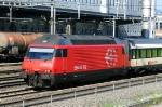460 030-0  - SBB Swiss Federal Railways