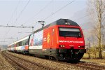 460 036-7  - SBB Swiss Federal Railways