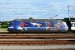 460 050 - SBB Swiss Federal Railways