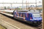 460 050 - SBB Swiss Federal Railways