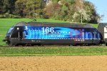 460 051 - SBB Swiss Federal Railways