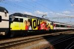 460 053-2 - SBB Swiss Federal Railways
