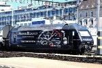460 076 - SBB Swiss Federal Railways