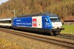 460 079 - SBB Swiss Federal Railways