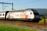 460 086 - SBB Swiss Federal Railways