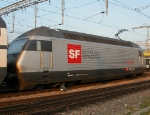 460 100-1 - SBB Swiss Federal Railways