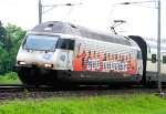 460 101 - SBB Swiss Federal Railways