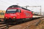 460 102 - SBB Swiss Federal Railways