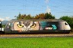 460 105 - SBB Swiss Federal Railways