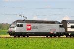 460 107 - SBB Swiss Federal Railways