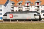 460 107-6 - SBB Swiss Federal Railways