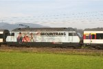 460 114 - SBB Swiss Federal Railways