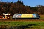 465 008 - BLS Cargo AG / Switzerland
