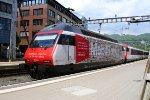 460 031 - SBB Swiss Federal Railways