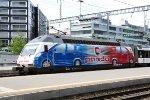 460 001 - SBB Swiss Federal Railways