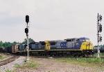 S/B CSX Train