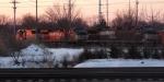 Sunrise on NS