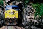N/B CSX Train