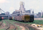 1000-10b SOO Railway Job at C&NW Railway Transfer Yard