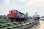 1000-11 SOO Railway Job at C&NW Railway Transfer Yard