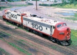 1000-14 SOO Railway Job at C&NW Railway Transfer Yard