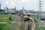 1000-17 SOO Railway Job at C&NW Railway Transfer Yard
