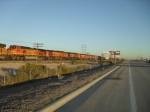 BNSF 4659 on up