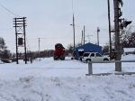 CFE 3884 at the depot