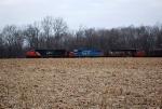 CN 5703, GTW 4924, & CN 5260