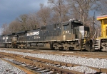 NS 8768 with storm light