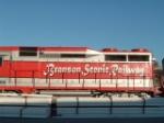 BRANSON SCENIC RAILWAY LOGO