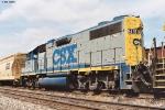 CSXT GP38-2 2518