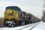 CSX 7346    Q226 Monster Autoracks