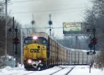 CSX 7346   CSX Train Q226