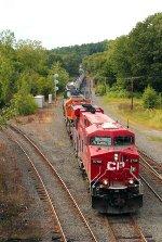 Detoured Ethanol Train