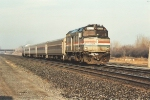 Eastbound Michigan Service