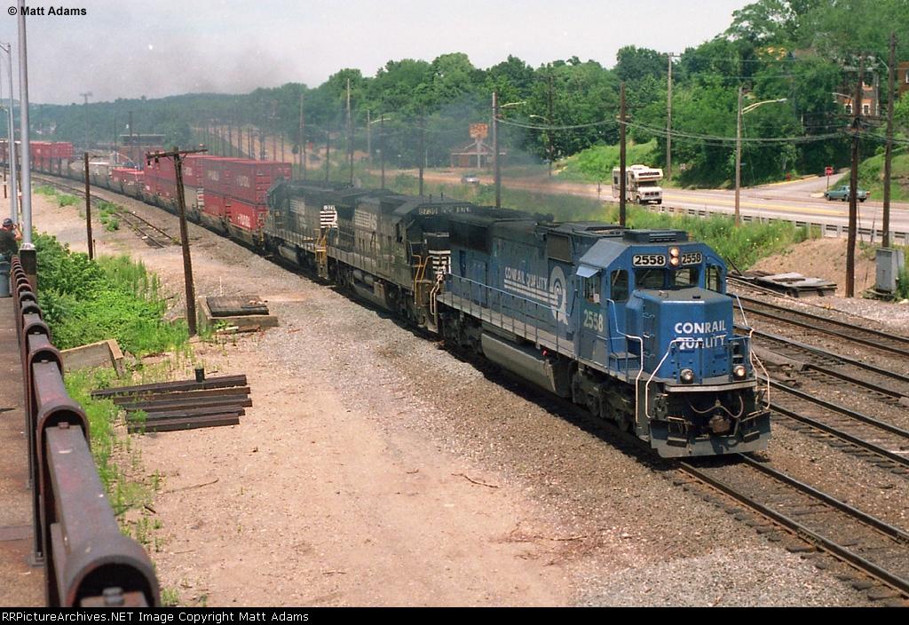 CR 2558 East (NS 24Z)