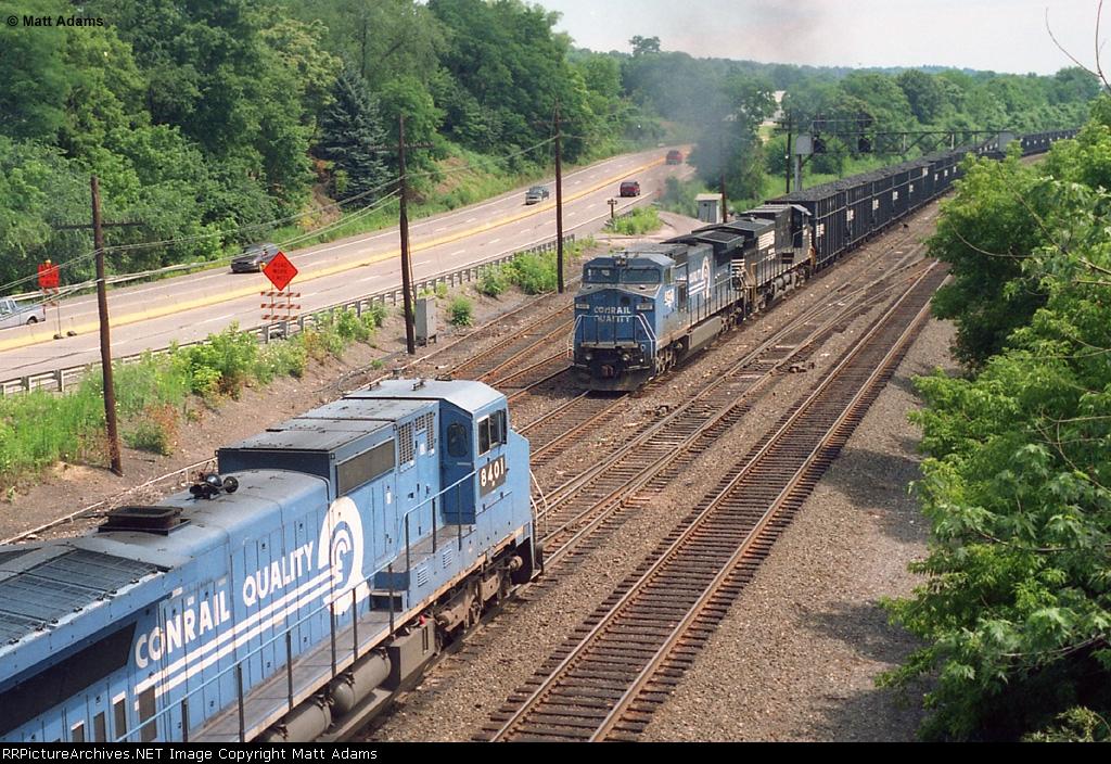 NS 8412 West
