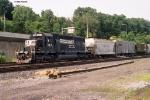 NS SD40-2 3414