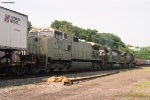 NS C40-9W 9518