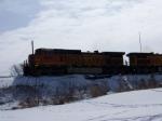 BNSF 4985
