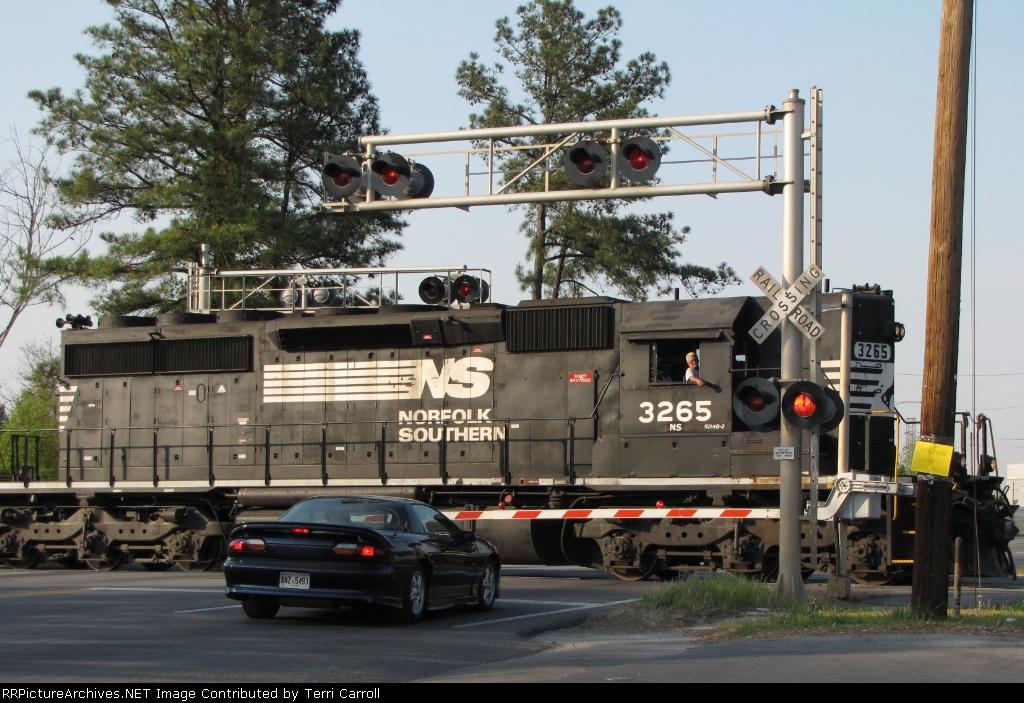 NS 3265 SD40-2